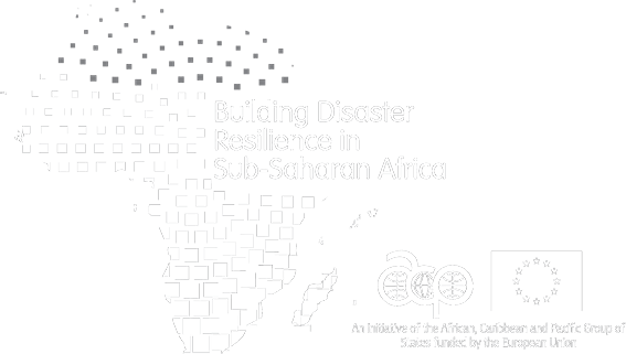 The Building Disaster Resilience to Natural Hazards in Sub-Saharan Africa Program logo
